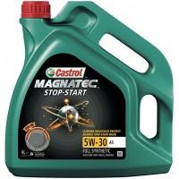 Масло моторное Castrol Magnatec Stop-Start 5W-30 A5 (Канистра 4л) арт. 15A16E