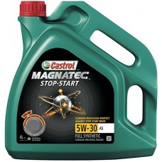 Масло моторное Castrol Magnatec Stop-Start 5W-30 A5 (Канистра 4л) арт. 15A16E