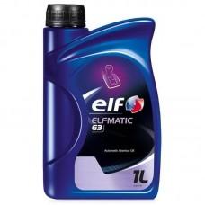 Масло трансмиссионное ELF Elfmatic G3 (Канистра 1л)