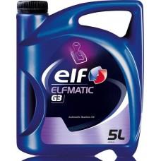 Масло трансмиссионное ELF Elfmatic G3 (Канистра 5л)