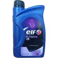 Масло трансмиссионное ELF ELFMATIC J6 (Канистра 1л)