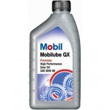 Масло трансмиссионное Mobilube GX 80W-90 API GL-4 (Канистра 1л) арт. 411729