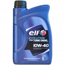 Масло моторное ELF Evolution 700 TD 10W-40 (SN) (Канистра 1л)