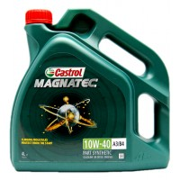 Масло моторное Castrol Magnatec 10w-40 A3/B4 (Канистра 4л) арт. 156EED