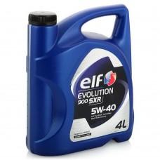Масло моторное ELF Evolution 900 SXR 5W-40 (Канистра 4л)