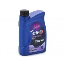 Масло трансмиссионное ELF Tranself NFP 75W-80 (Канистра 1л)