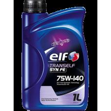 Масло трансмиссионное ELF Tranself SYN FE 75W-140 (Канистра 1л)
