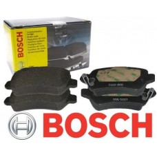 Тормозные колодки Bosch 0 986 424 818 передние (CHEVROLET AVEO)