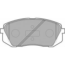 Тормозные колодки Delphi LP2050 передние