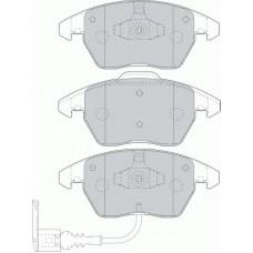 Тормозные колодки Ferodo FSL1641 передние