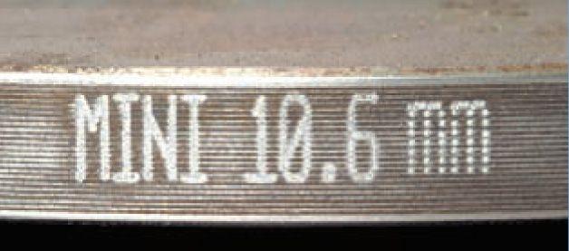 Минимальная толщина тормозного диска